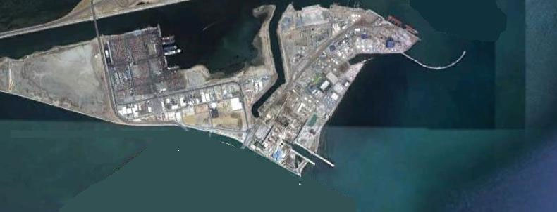 Port Commercial Rades