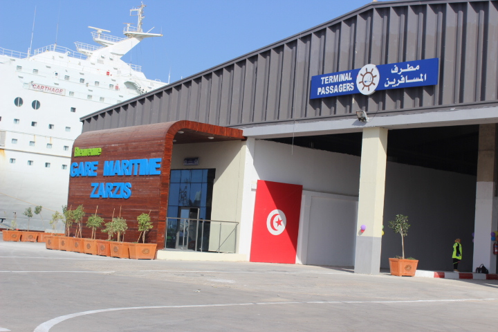 Port of Zarzis: An economic pole for the development of southern Tunisia